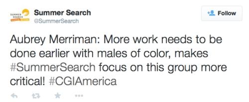 Aubrey Merriman Tweet