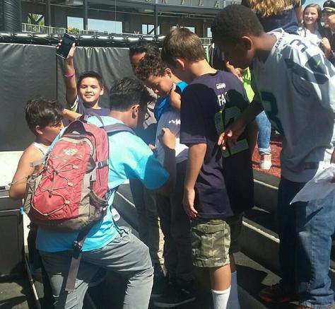 payton autographs