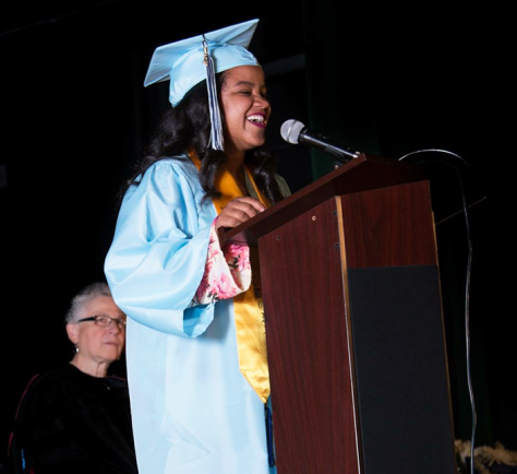 Shakya Valedictorian Speech
