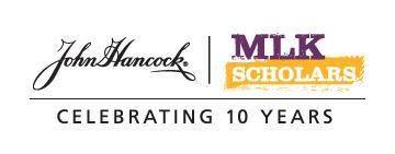 John Hancock MLK Summer Scholars
