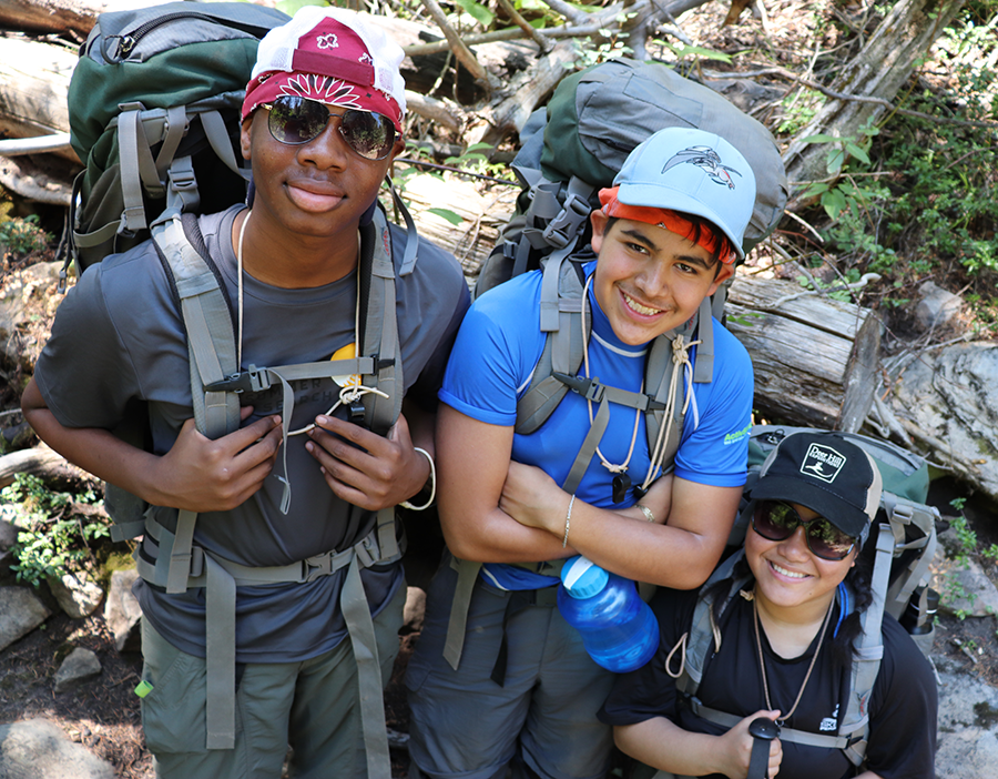 Deer Hill Backpacks