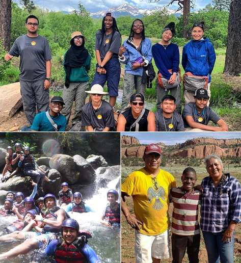 Wilderness and Service programs with Deer Hill Expeditions