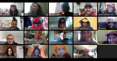 Bay Area Mentors - Zoom Meeting